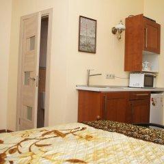 Апартаменты Nevskiy Air Inn 3* Студия с различными типами кроватей фото 5