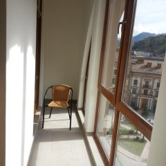 Апартаменты Vremena Goda Apartment балкон