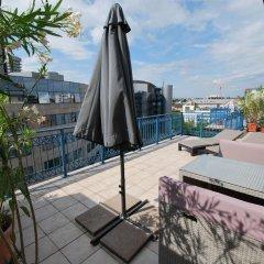 Апартаменты Arpad Bridge Apartments балкон