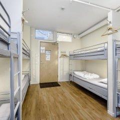 City Hostel Кровать в общем номере фото 18