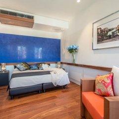 Hotel Rialto 4* Улучшенные апартаменты с различными типами кроватей фото 2