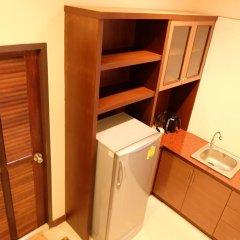 Отель Lanta Residence Boutique Ланта сейф в номере