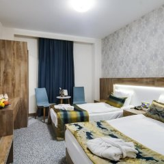 Park Yalcin Hotel 3* Стандартный номер с различными типами кроватей фото 4