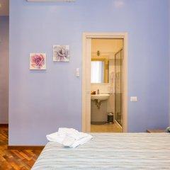 Отель La Grande Bellezza Guesthouse Rome 2* Стандартный номер с различными типами кроватей фото 16
