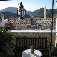 Отель B&B Villa Pico гостиничный бар