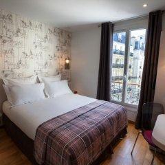 Отель Hôtel Le Mireille 3* Стандартный номер с различными типами кроватей фото 6