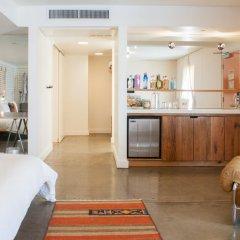 Ace Hotel and Swim Club 3* Люкс с различными типами кроватей фото 21