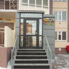 Хостел InDaHouse Кровать в женском общем номере фото 10