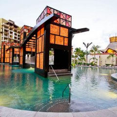 Отель Villa del Palmar Cancun Luxury Beach Resort & Spa Мексика, Плайя-Мухерес - отзывы, цены и фото номеров - забронировать отель Villa del Palmar Cancun Luxury Beach Resort & Spa онлайн бассейн