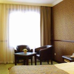 Topkapi Inter Istanbul Hotel 4* Стандартный номер с двуспальной кроватью фото 49