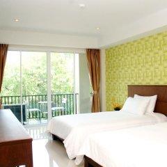 Lub Sbuy House Hotel 3* Номер Делюкс с различными типами кроватей фото 21