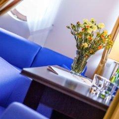 Hotel Palazzo Rosso 3* Номер Делюкс с различными типами кроватей фото 3
