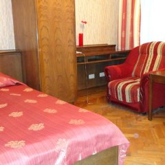 Гостевой дом Вознесенский при Азербайджанском посольстве Стандартный номер с разными типами кроватей фото 6