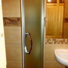Отель Pokoje U Laskowych Косцелиско ванная