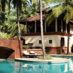 Отель Coconut Creek Гоа бассейн фото 2