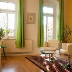 Отель Alaune Германия, Дрезден - отзывы, цены и фото номеров - забронировать отель Alaune онлайн интерьер отеля фото 2