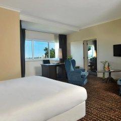 Отель Hilton Park Nicosia 4* Представительский номер с различными типами кроватей фото 2