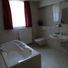 Отель Villa Bellevue Dresden ванная