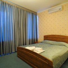 Отель Лермонтов Омск комната для гостей фото 8