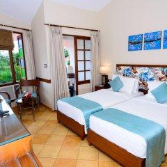 Отель Heritage Village Club 5* Улучшенный номер