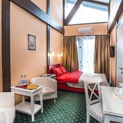 Гостиница Гамильтон 3* Стандартный номер с различными типами кроватей фото 3