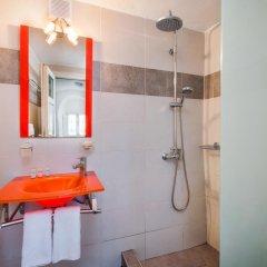 Отель Georgis Apartments Греция, Остров Санторини - отзывы, цены и фото номеров - забронировать отель Georgis Apartments онлайн ванная фото 2