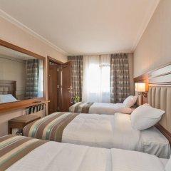Отель BEKDAS DELUXE 4* Стандартный семейный номер с двуспальной кроватью фото 11