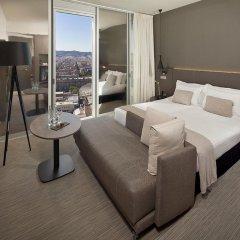 Отель The Level At Melia Barcelona Sky 5* Полулюкс с различными типами кроватей