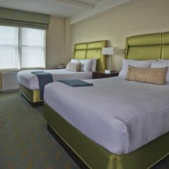 Shelburne Hotel & Suites by Affinia 4* Стандартный номер с различными типами кроватей фото 5