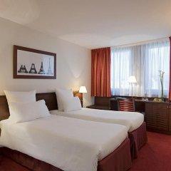 Отель Hôtel Concorde Montparnasse 4* Классический номер с различными типами кроватей фото 9