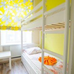 Хостел Нappy House Кровать в общем номере двухъярусные кровати фото 4