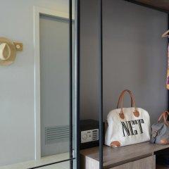 Отель Ruenthip Residence Pattaya 4* Номер Делюкс с различными типами кроватей фото 2