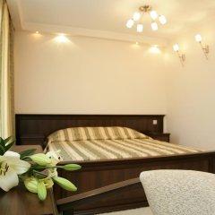 Гостиница Голубая Лагуна Студия с двуспальной кроватью