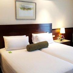 Boulevard Hotel Bangkok 4* Стандартный номер с разными типами кроватей фото 14