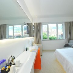 Отель Otique Aqua 4* Улучшенный номер фото 5