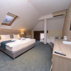 Отель Mint Garni 4* Стандартный номер с двуспальной кроватью фото 9