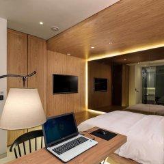 Отель The Designers Cheongnyangni Южная Корея, Сеул - 1 отзыв об отеле, цены и фото номеров - забронировать отель The Designers Cheongnyangni онлайн удобства в номере фото 2