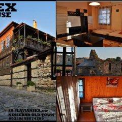 Отель Alex Guest House Стандартный номер с различными типами кроватей фото 6