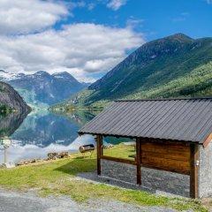 Отель Mindresunde Camping фото 17