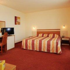 Отель Interhotel Cherno More 4* Улучшенный номер с различными типами кроватей фото 2