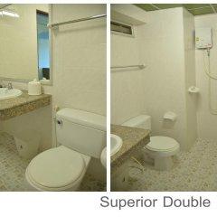 Отель Rambuttri Village Inn & Plaza 3* Улучшенный номер с различными типами кроватей фото 17