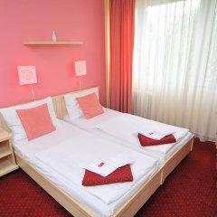Hotel Juno 3* Стандартный номер с двуспальной кроватью фото 4