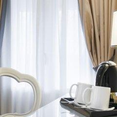 Hotel Rapallo 4* Стандартный номер с различными типами кроватей фото 2