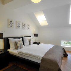 James Hotel & Apartments 3* Люкс с различными типами кроватей фото 6