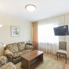 Гостиница Карелия & СПА 4* Улучшенный номер с различными типами кроватей фото 5