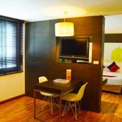 I Residence Hotel Silom 3* Люкс с различными типами кроватей фото 6