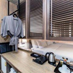 Отель Sugar Marina Resort - Cliff Hanger Aonang 4* Номер Делюкс с различными типами кроватей фото 11