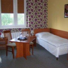 Отель Zajazd Sportowy Стандартный номер с различными типами кроватей фото 4
