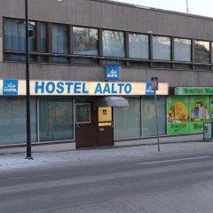 Отель Hostel Aalto Финляндия, Иматра - отзывы, цены и фото номеров - забронировать отель Hostel Aalto онлайн парковка