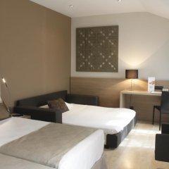 Отель Catalonia Atocha 4* Стандартный номер с различными типами кроватей фото 2
